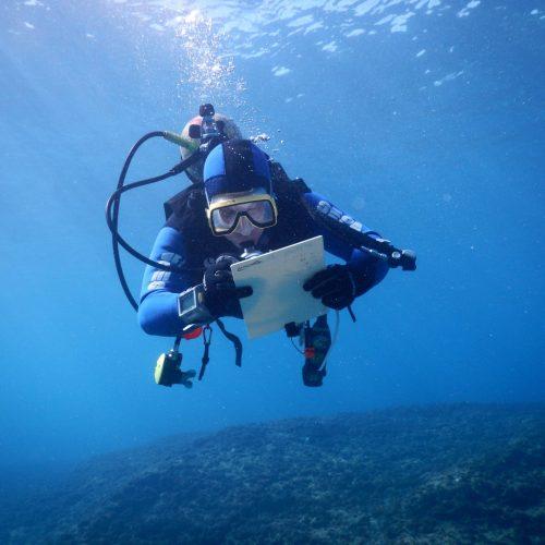 מיפוי פסולת ימית 1